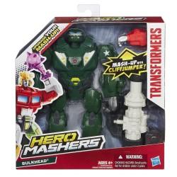 Hasbro - Transformers Hero Mashers Bulkhead Figure