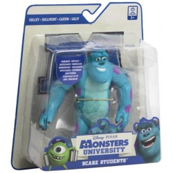 Spin Master - Monsters University Scare Students Sulley Poseable Figure