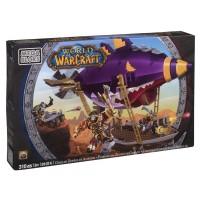Mega Bloks - World of Warcraft Goblin Zeppelin Ambush