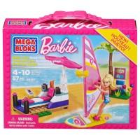 Mega Bloks - Barbie Build n Play Día de playa
