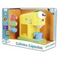 Cafetera Cápsulas KD Bilingüe
