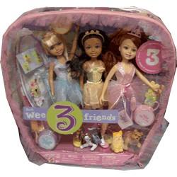 Barbie Wee 3 Friends