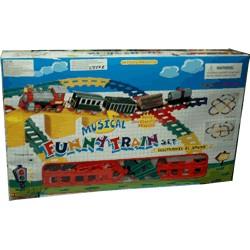 Musical Funny Train