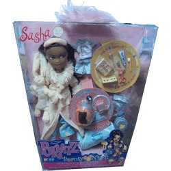 Bratz Sasha Beauty Night