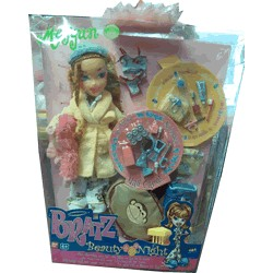 Bratz Meygan Beauty Night