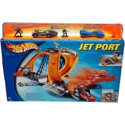 HotWheels Jet Port