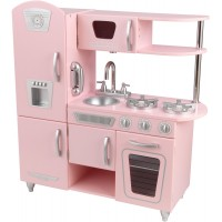 * Vintage Kitchen - Pink