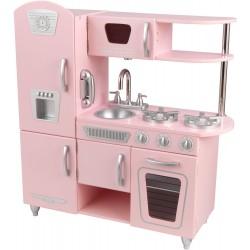 * Vintage Kitchen - Pink