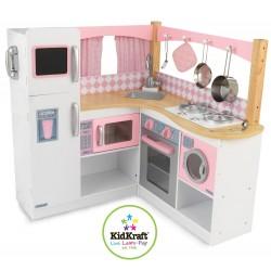 * Grand Gourmet Corner Kitchen
