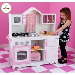 * Modern Country Kitchen