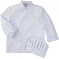 Chef Jacket & Hat Set (Talla M)