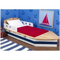 Boat Toddler Bed EU