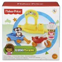 Fisher Price Triciclo con Remolque