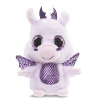 YooHoo & Friends - Peluche con ojos brillantes Dragon, 13 cm