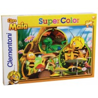 Puzzle Supercolor La Abeja Maya de 20 piezas (62198.9)