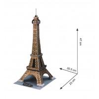 CubicFun 3D Puzzle C-Serie Torre Eiffel - Paris