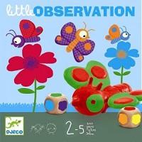 Juego Little observation , Juguete primera infancia