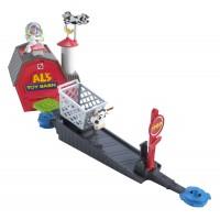 Pista acrobática Toy Story Action Link: Escape del granero