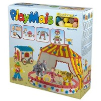 PlayMais Circus Modelling Material Box by PlayMais