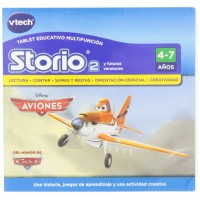 Juego Aviones para tablet educativo Storio 2