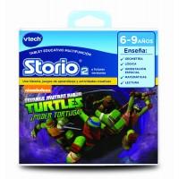 Tortugas Ninja - Juego Storio 2