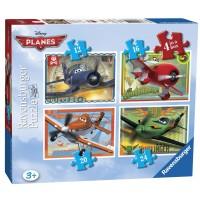 Puzzle de Planes (Aviones de Disney)