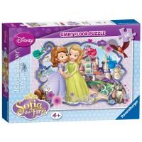 Puzzle Princesa Sofía de Disney