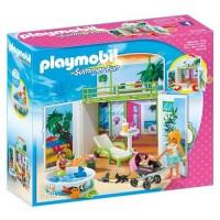 Playmobil Cofre maletín juegos en la terraza (6159)
