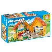 Playmobil - Maletín casa de verano (6020)