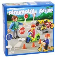 Playmobil City Life - Seguridad en el tráfico (5571)