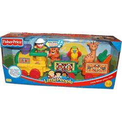 Tren musical Zoo Little People