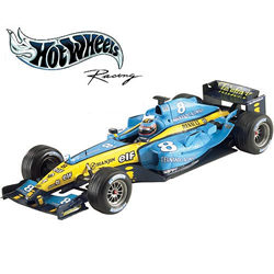 Renault Fernando Alonso Escala 1:24 -   (Hot Wheels)