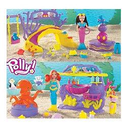 Polly Pocket Atracciones Pais de las Sirenas