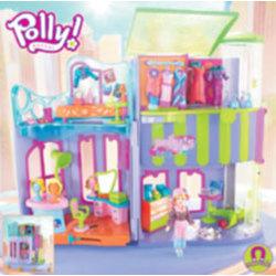 Polly Pocket Super Casa Fashion