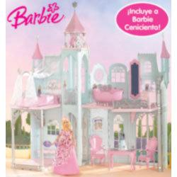 Barbie Palacio de Princesas + Cenicienta
