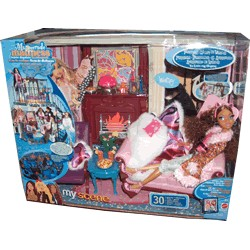 Barbie My scene Fiesta de Disfraces