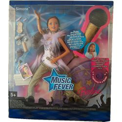 Simone Music Fever (Barbie)